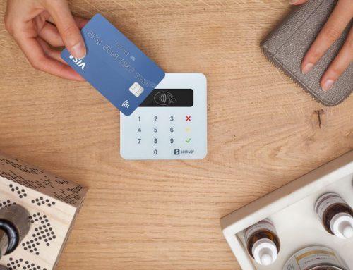 SumUp Air: un TPV móvil barato para cobrar con tarjeta