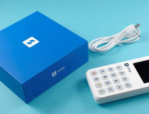 SumUp 3G: un TPV portátil facile de usar, sin costes fijos