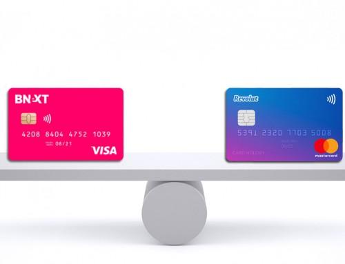 Bnext vs Revolut: ¿Cuál es la mejor tarjeta prepago?