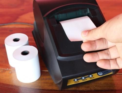 Los peligros de los recibos en papel: por qué es un tema importante