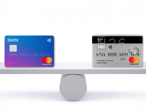 N26 vs Revolut : ¿Cuál es la mejor cuenta online con tarjeta?