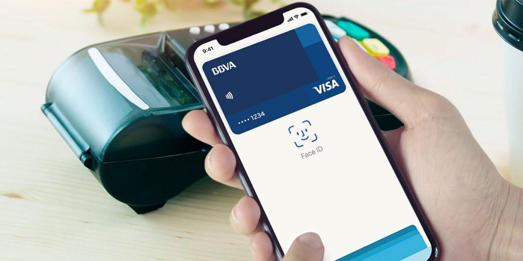 Apple Pay con tarjeta BBVA