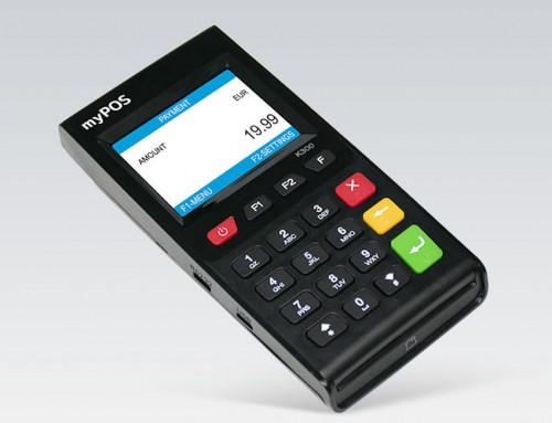 myPOS Go: Un TPV 3G barato que funciona en toda Europa
