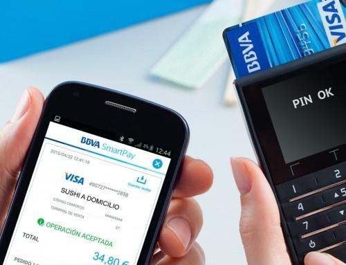 BBVA Smartpay: el TPV móvil de bolsillo para clientes del banco