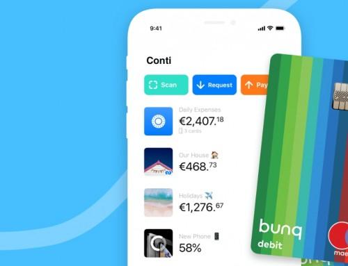 Bunq: la cuenta online con tarjeta de crédito gratuita