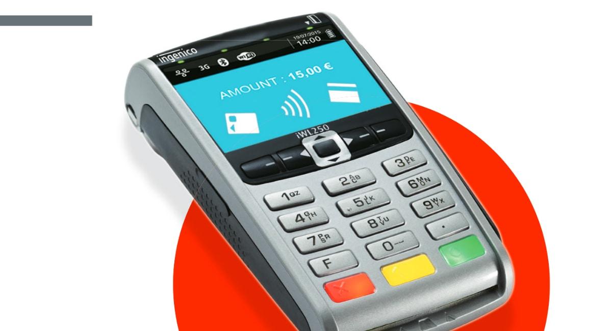 Ingenico IWL Touch 280