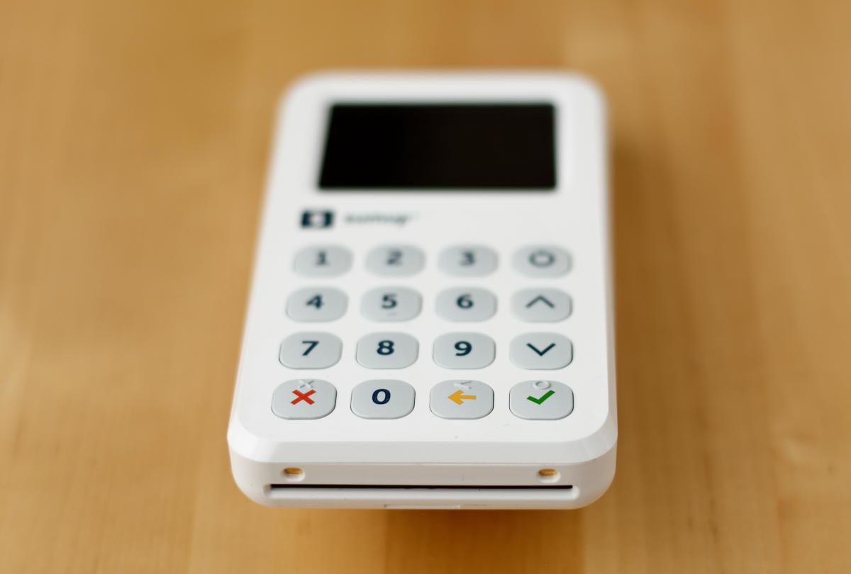 Lector de tarjetas SumUp 3G
