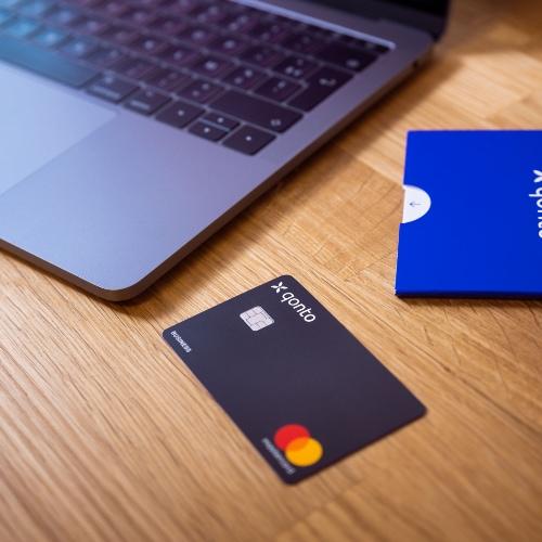 Cuenta de empresa con tarjeta Qonto