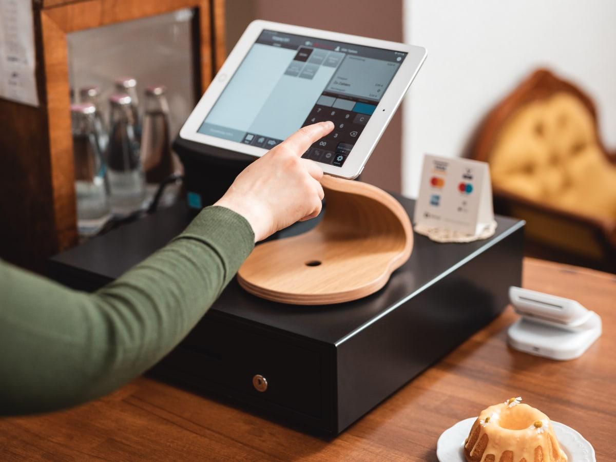 PDV SumUp con iPad