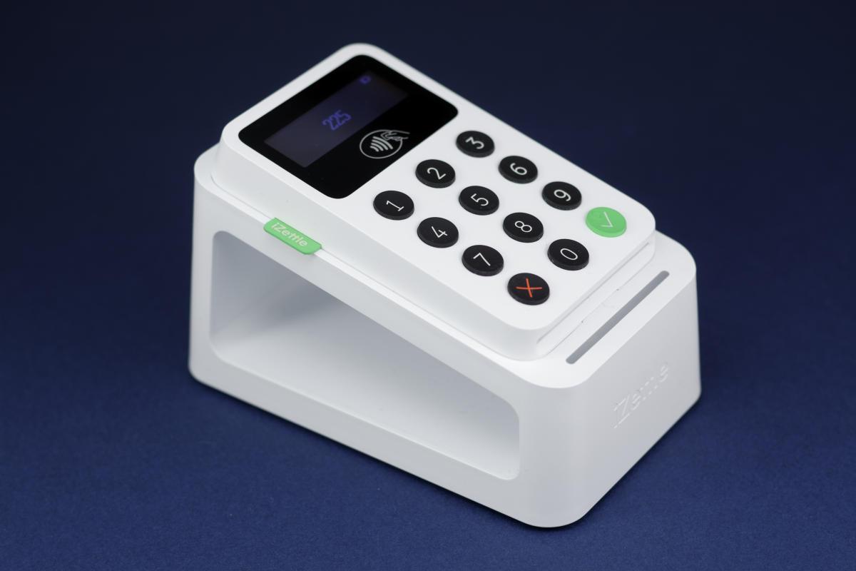 Datáfono móvil Zettle by PayPal