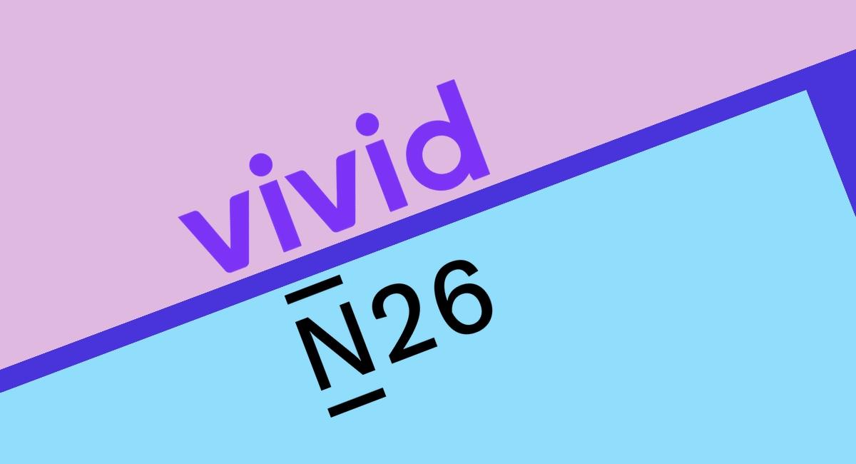 Comparación de Vivid y N26