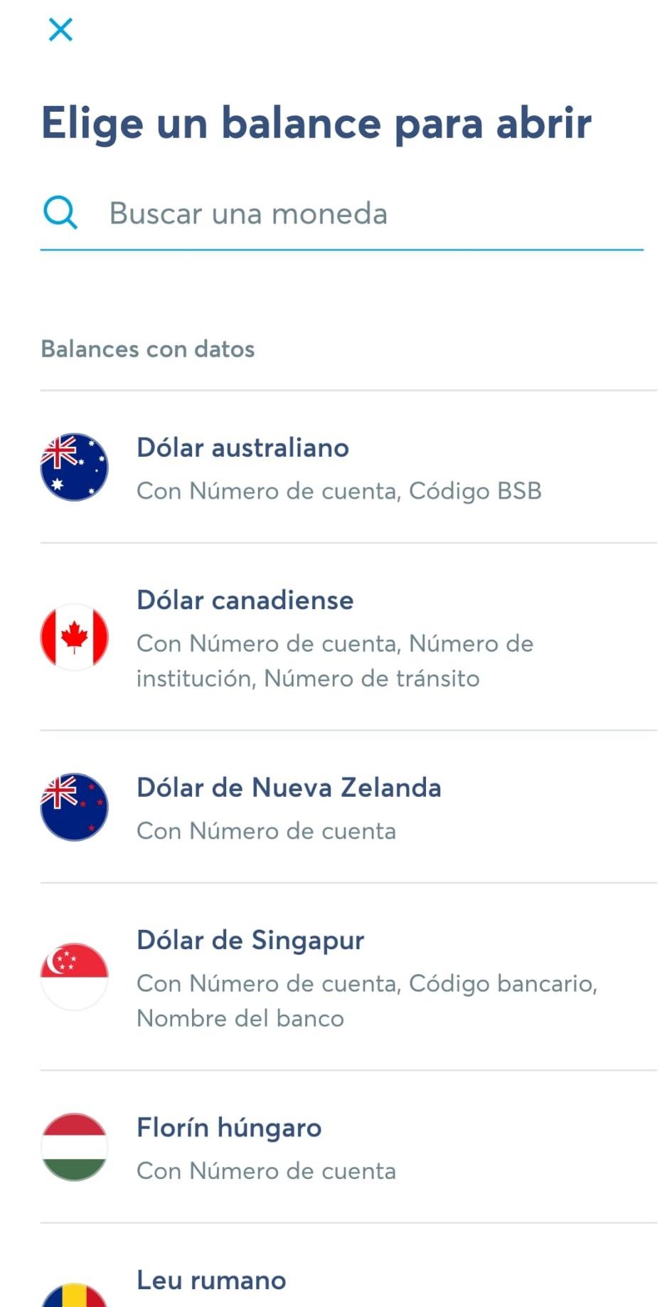 Cómo abrir una cuenta en divisa extranjera